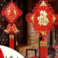 【35号商位】中国结挂件客厅玄关风水